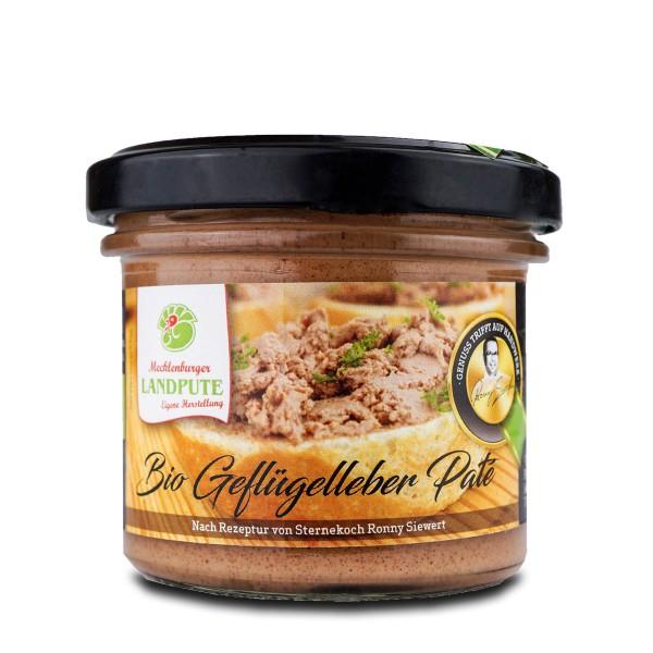 Bio-Geflügelleber-Paté