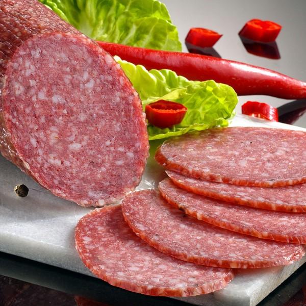 Puten-Salami