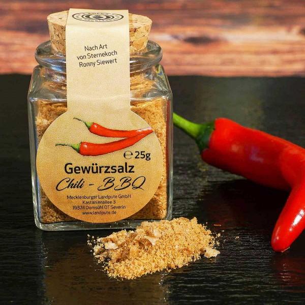Gewürzsalz Chilli-BBQ