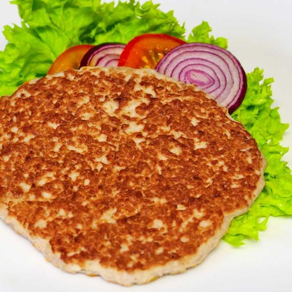 Puten-Burger gebraten, 5 Stück