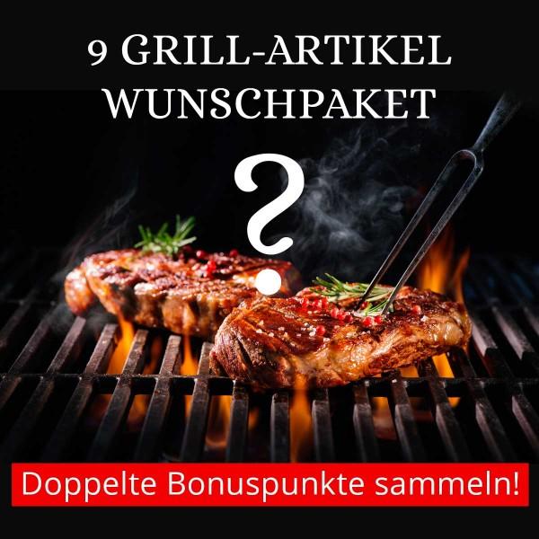 """Wunschpaket """"Grillspezialitäten"""""""