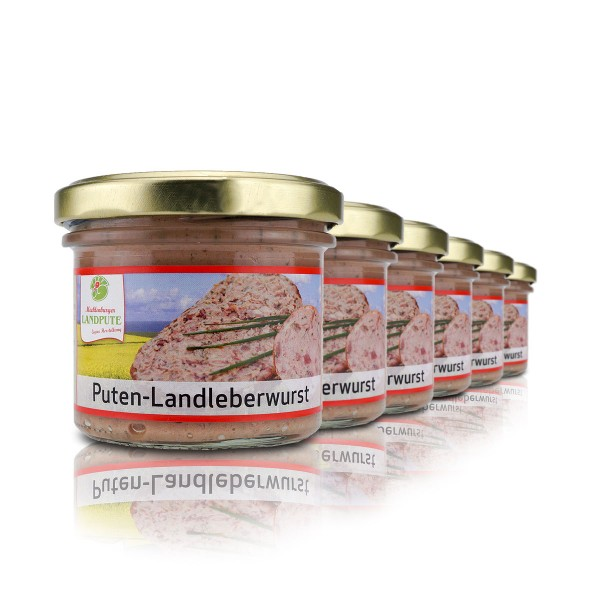 Puten-Landleberwurst
