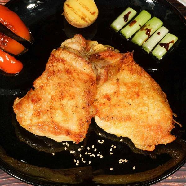 "Hähnchen-Oberkeulen-Steak ""Asia"""