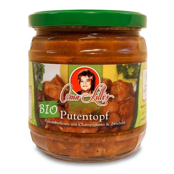 Oma Lillis Bio-Putentopf