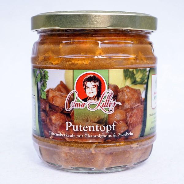 Oma Lillis Putentopf