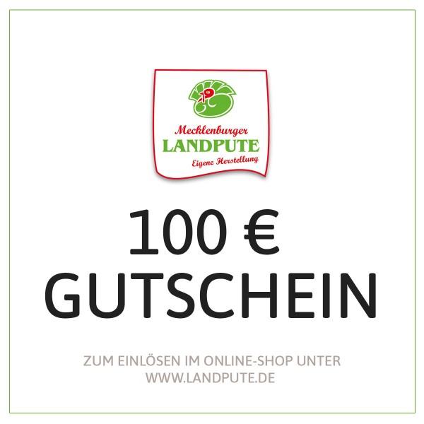 Gutschein 100 €