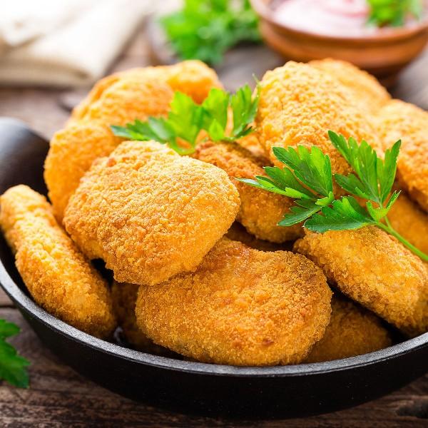 Bio-Hähnchen-Nuggets